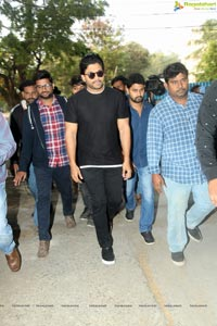 Tollywood Superstars Cast Votes in Telangana Polls