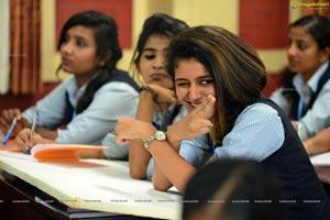 Priya Prakash Varrier Movie Photos