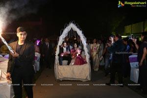 Amyraa & Anaaya Cradle Ceremony