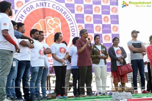 Youth For Anti Corruption 5K Walk