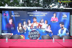 BANG BANG - NYE 2019 Press Meet @ 2 States (Hut-K)