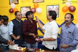 The Chocolate Room Launch at Madinaguda