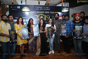Elite New Year Eve 2019 Press Meet