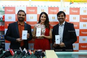 Lavanya Tripathi Launches Happi Mobile Store at Siddipet
