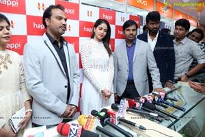 Lavanya Tripathi Launches Dilsukhnagar Happi Mobiles Store