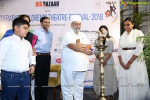 Hyderabad Children's Theatre Festival 2018 Inauguration