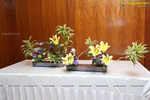 Ikebana Japani Pushpkala, Ikebana For Beginners Books Launch