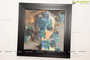 Svayambhu - Painting Exhibition By Sachin Jaltare