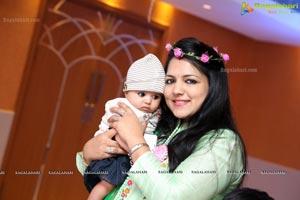 Nimisha Gupta's Baby Shower Ceremony