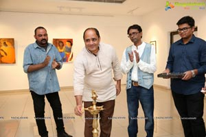 Painting Exhibition Titled 'Tradition' by Farhard Tamkanat