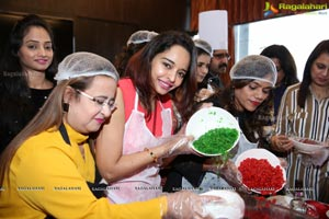 Queens Lounge Cake Mixing Event