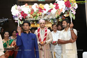 Karthik and Deepthi Sai Wedding Ceremony