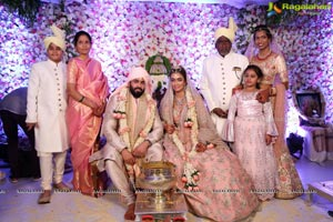 Rashmi Thakur - Vardhan Reddy Wedding Ceremony