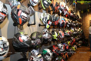 Zeus Motorcycle Gear Opens Its New Store