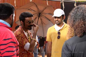 Maari 2 Working Stills