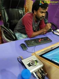 Vanam Working Stills