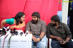 Aswathama Date Announcement Press Meet