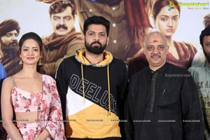 Athade Srimannarayana Movie Press Meet