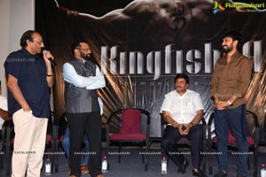 Kingfisher Movie Announcement Press Meet