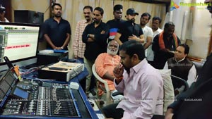 Gagan Movie Songs Recording