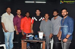 Jai Sena Movie Teaser Launch by Nagarjuna