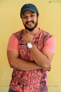 Surya, Swathi Deekshith Press Meet About Kaliyuga Movie
