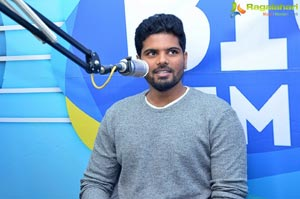 Mathu Vadalara Movie Team at Big FM