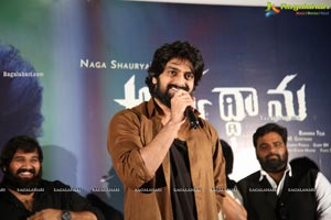 Aswathama Trailer Launch