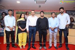 Nishabdham Movie Press Meet
