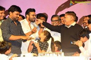 Prathi Roju Pandaage Movie Team Pre-New Year Celebrations