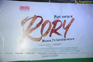 Rory Movie Logo Launch