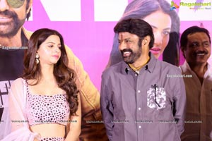 Ruler Movie Success Meet