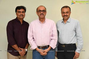Venky Mama Movie Producers Press Meet