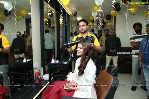 BeYou Salon Launch at Narsaraopet