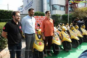 Bounce, India's First Dockless Scooter Sharing Service