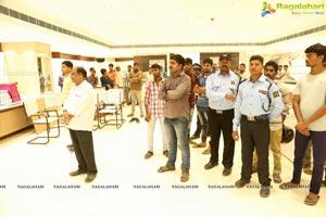 Chandana Brothers Shopping Mall At Jangareddigudem In AP