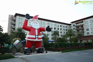 Christmas Tree Lighting Ceremony at Novotel