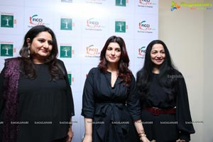 FICCI FLO Interactive Session With Twinkle Khanna