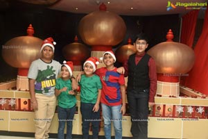 Ginger Bread Ceremony at The Park Hyderabad