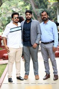 Hyderabad New Year 2020 Event Press Meet