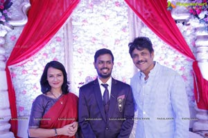 Syed Javed Ali Wedding Reception