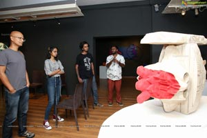 Kalakriti Art Gallery 'Fragments in Motion'