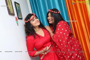 Dr. Neelima Arya Hosts Pre-Christmas Celebration