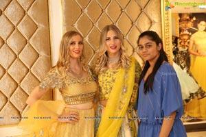 Meet & Greet With Hyderabad Blackbirds at Neeru's