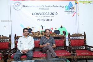 NIFT Converge Press Meet