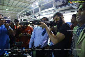 Ram's Tryst With Rifle Shooting