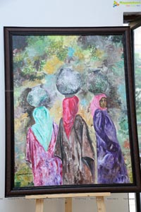 Reminiscences - Kashmir on Canvas Art Exhibition for a Cause