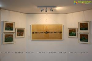 Shrishti Art Gallery Presents The Butterfly Effect