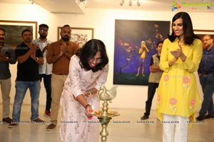 Shrishti Art Gallery Presents The Butterfly Effect
