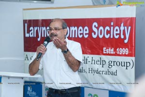 The Laryngectomee Society 20th Anniversary